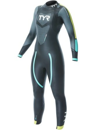 TYR Hurricane Category 2 2020 Womens Wetsuit