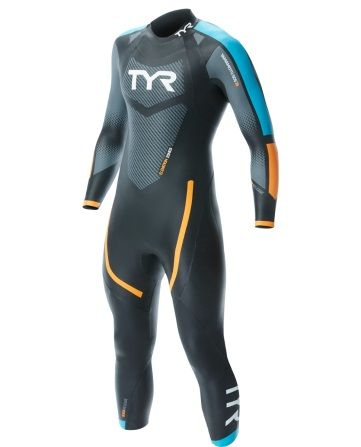 TYR Hurricane Category 2 2020 Mens Wetsuit