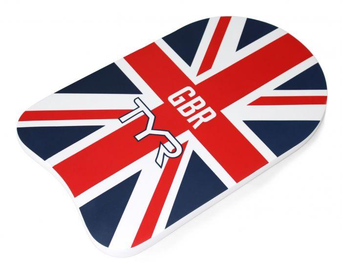 TYR British Federation Kickboard