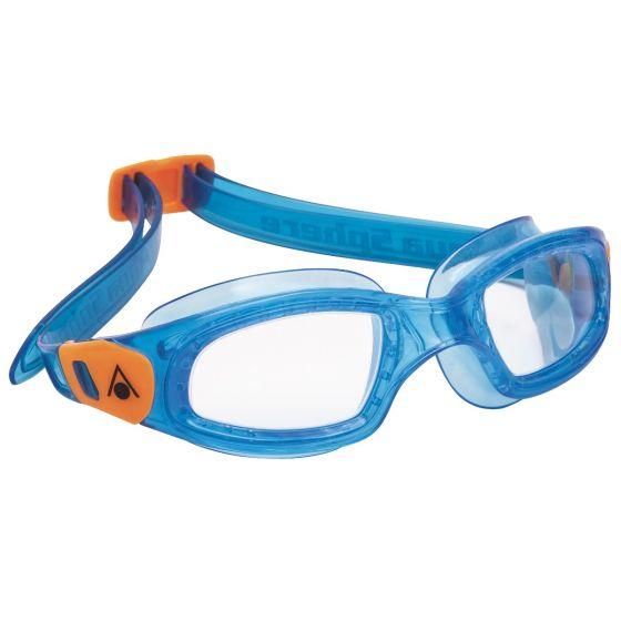 b25e4201274 Aqua Sphere Kameleon Clear Lens Kids Swimming Goggles - Swimspace