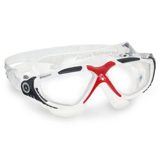 Aqua Sphere Vista Clear Lens Swimming Goggles