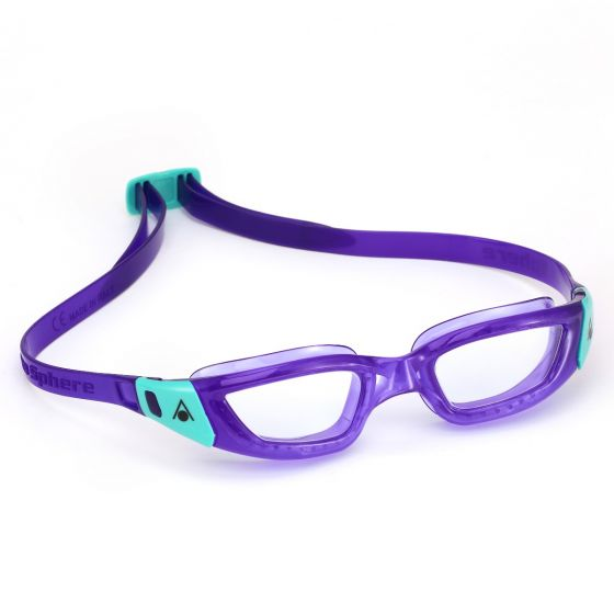 Aqua Sphere Kameleon Clear Lens Womens Swimming Goggles