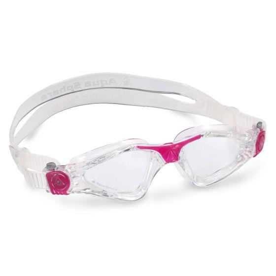 Aqua Sphere Kayenne Clear Lens Womens Swimming Goggles