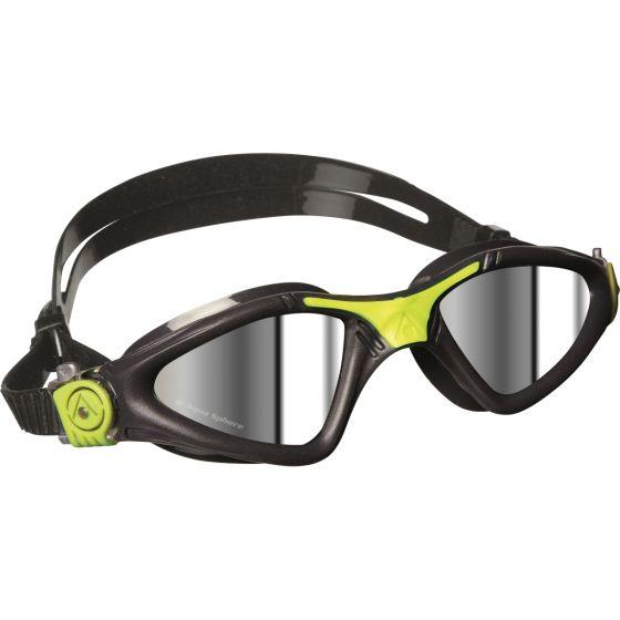 Aqua Sphere Kayenne Mirrored Lens Swimming Goggles