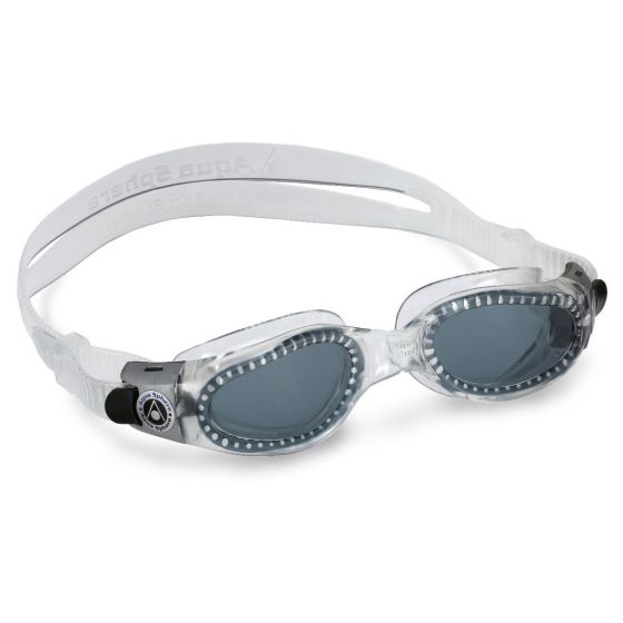 Aqua Sphere Kaiman Small Fit Tinted Lens Swimming Goggles