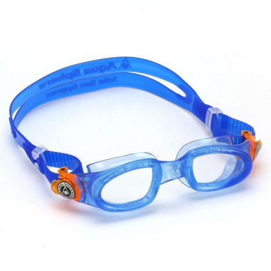 Aqua Sphere Moby Kids Swimming Goggles