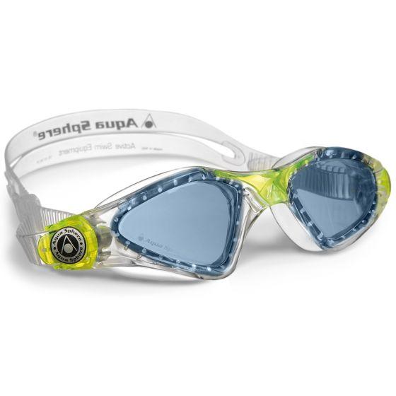 ef66d6661218 Aqua Sphere Kayenne Junior Blue Lens Swimming Goggles - Swimspace