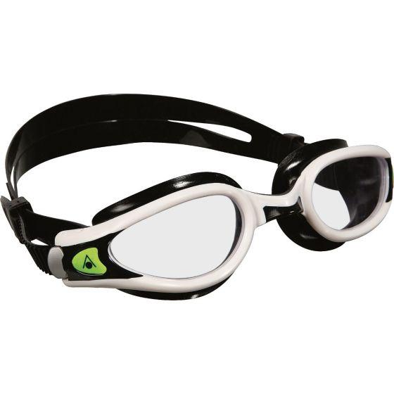 Aqua Sphere Kaiman EXO Clear Lens Swimming Goggles