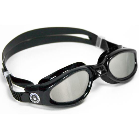 Aqua Sphere Kaiman Mirrored Lens Swimming Goggles