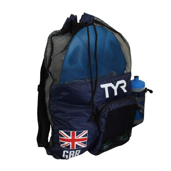 TYR Big Mesh British Federation Mummy Backpack