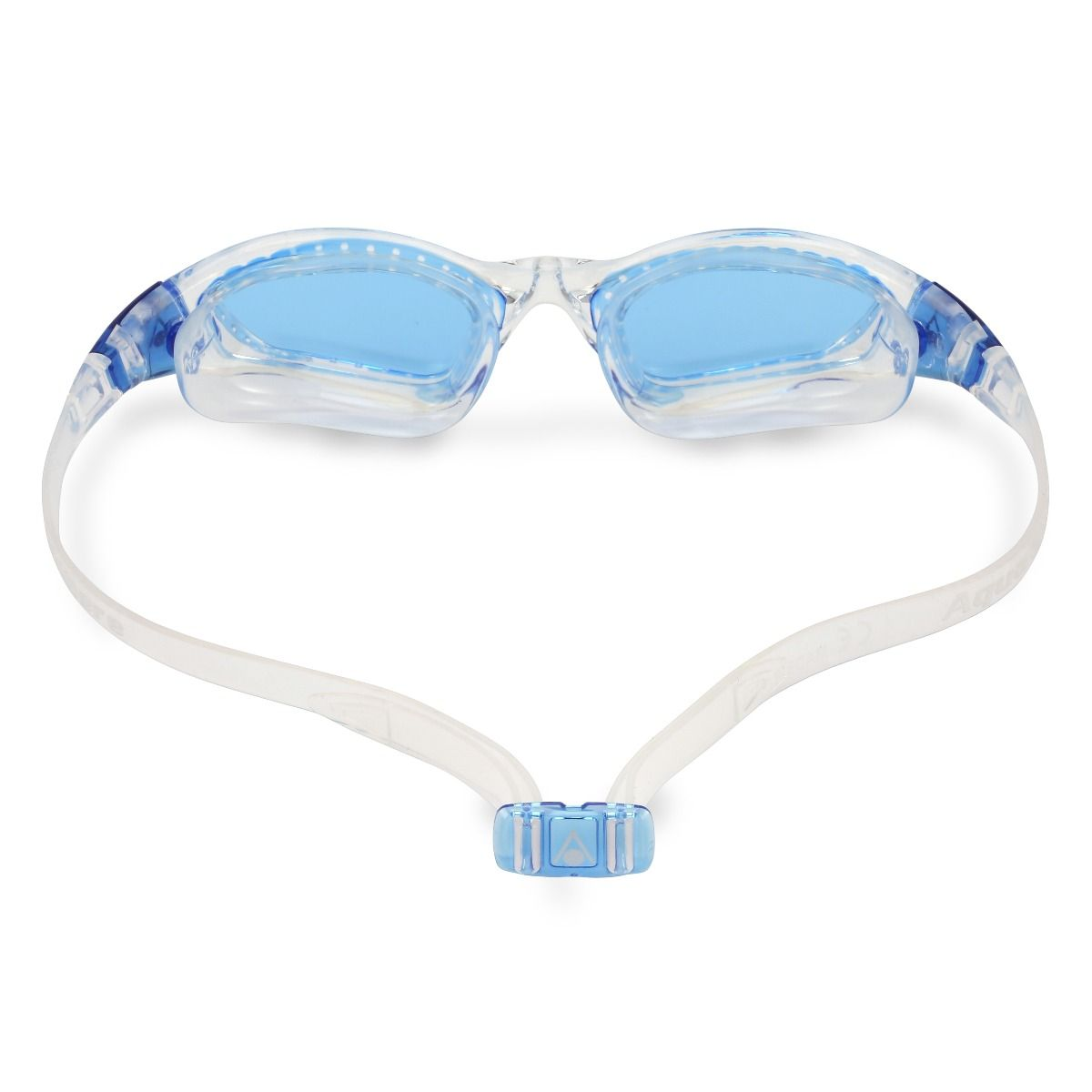 Aqua sphere kameleon blue lens swimming goggles swimspace for Aqua vista swimming pool aurora co