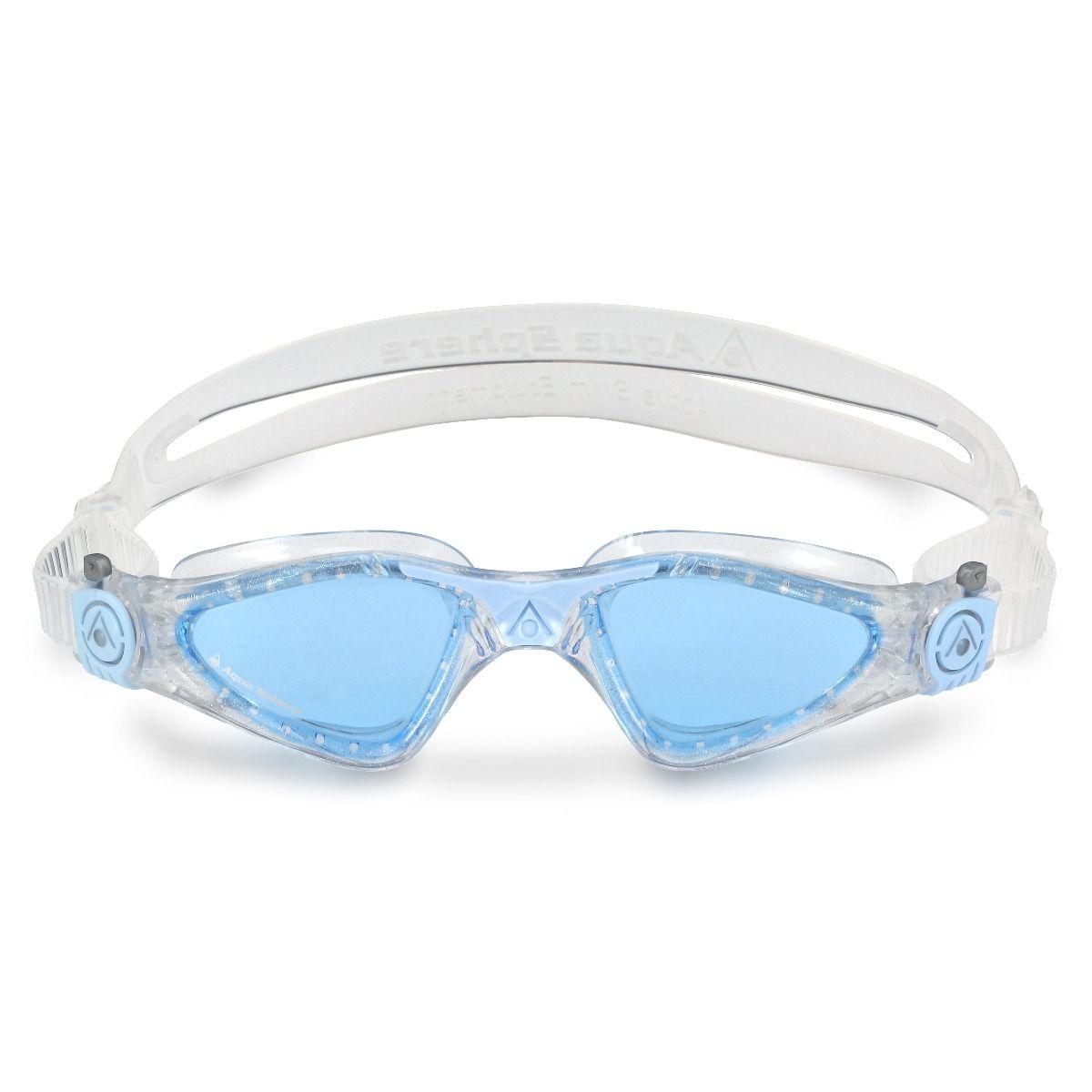 2e40faf9b79 Aqua Sphere Kayenne Blue Lens Womens Swimming Goggles - Swimspace