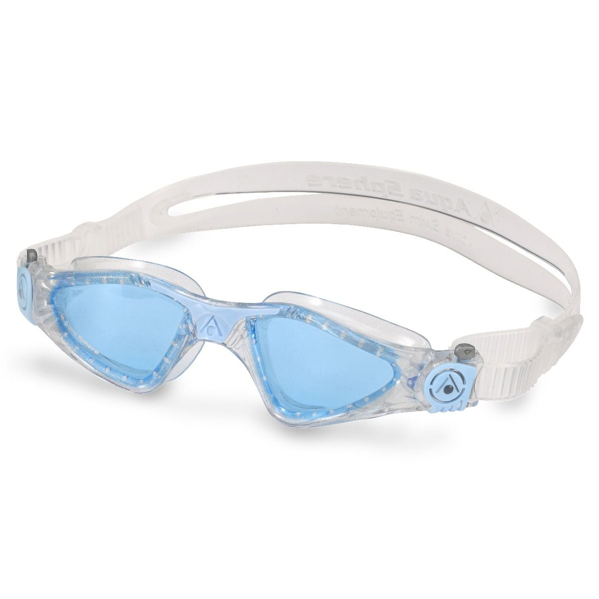 ef932892a9a Tap to expand · Aqua Sphere Kayenne Blue Lens Womens Swimming Goggles