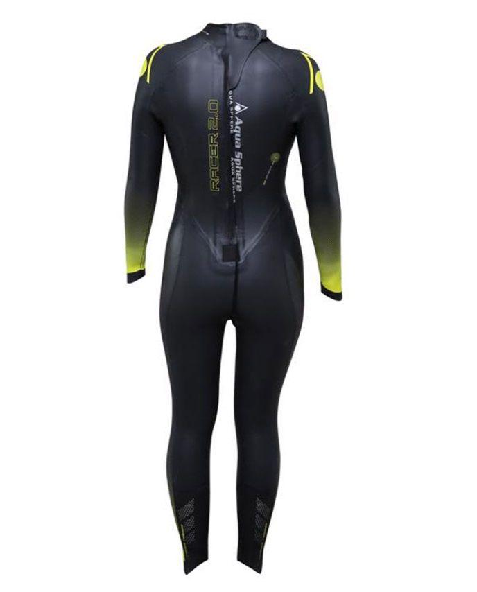 Aqua Sphere Racer 2 0 Womens Wetsuit Swimspace