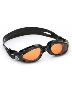 Aqua Sphere Kaiman Amber Lens Swimming Goggles