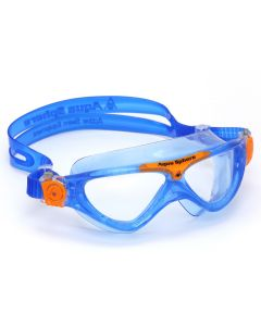 Aqua Sphere Vista Junior Clear Lens Swimming Goggles