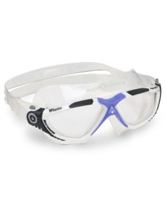 Aqua Sphere Vista Clear Lens Womens Swimming Goggles