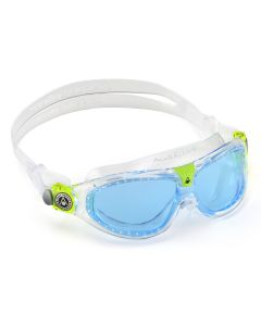 Aqua Sphere Seal 2 Blue Lens Kids Swimming Goggles