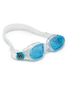 Aqua Sphere Mako Blue Lens Swimming Goggles