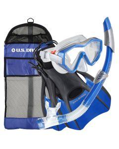 Aqua Lung Anacapa LX Snorkeling Set