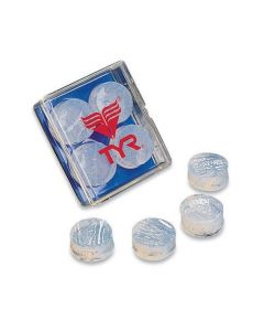 TYR Silicone Ear Plugs - 4 Pack