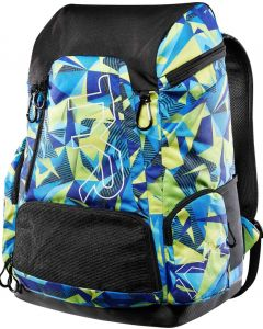 TYR Alliance Team 45 Litre Backpack - Geo Print