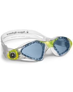 Aqua Sphere Kayenne Junior Blue Lens Swimming Goggles