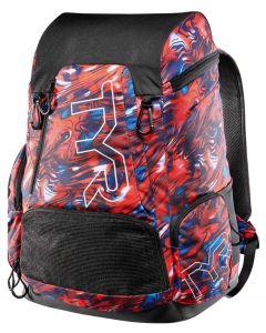 TYR Alliance Team 45 Litre Backpack - Mercury Rising