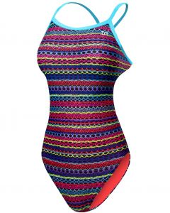 TYR Morocco Trinity Fit Womens Swimsuit