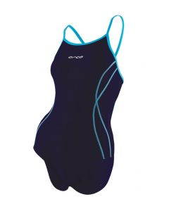 Orca Flex Womens String Back One Piece Swimsuit
