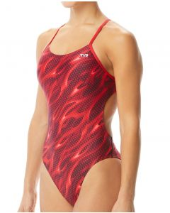 TYR Reaper Cutout Fit Womens Swimsuit