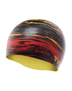 TYR Sunset Silicone Swimming Cap