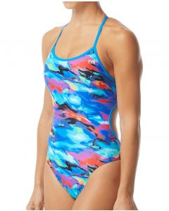 TYR Synthesis Trinity Fit Womens Swimsuit