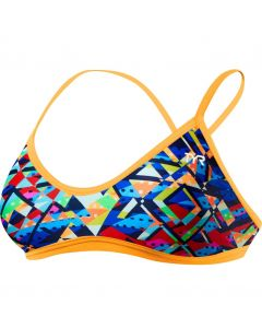 TYR Mosaic Trinity Fit Womens Top