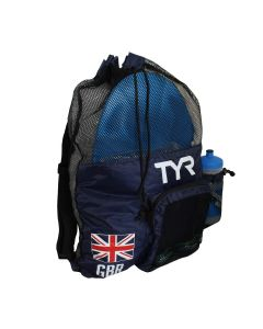 TYR Big Mesh British Federation Mummy Backpack