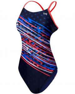 TYR Victorious Cutout Fit Womens Swimsuit
