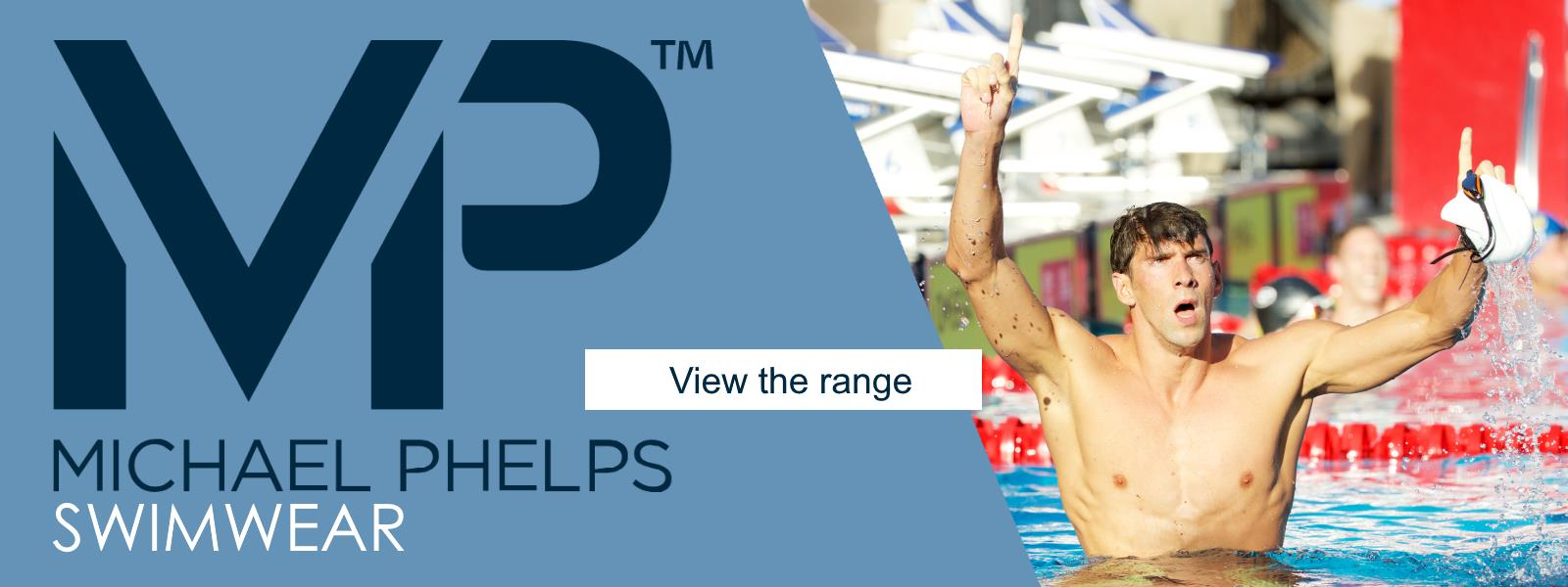Michael Phelps - Shop the Range